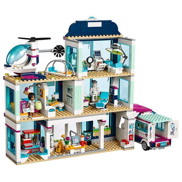 Lego Heartlake Hospital-2025