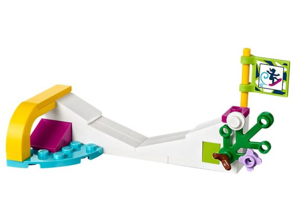 Lego Snow Resort Off-Roader-2034
