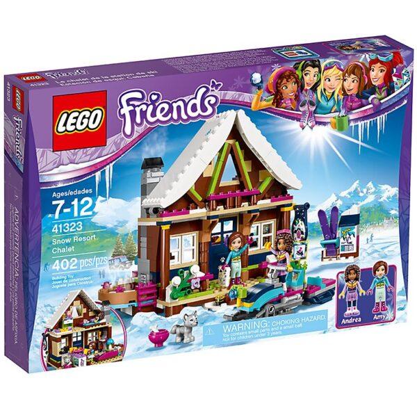 Lego Snow Resort Chalet-2042