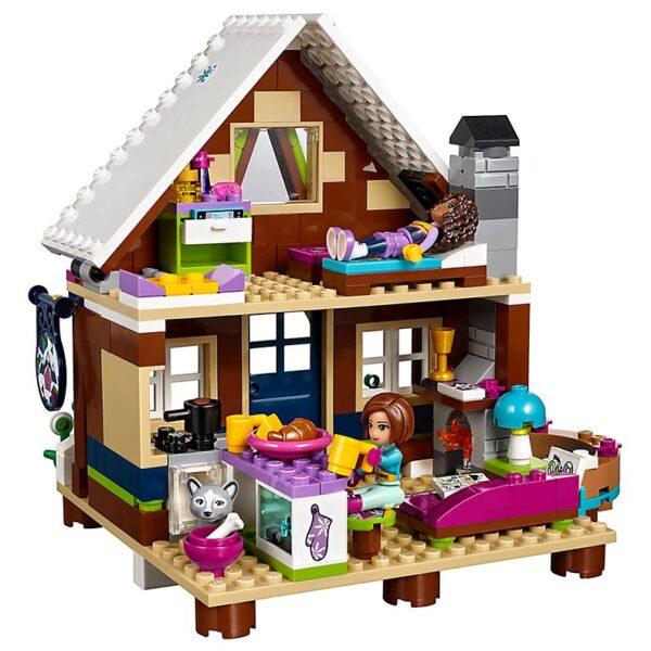 Lego Snow Resort Chalet-2043