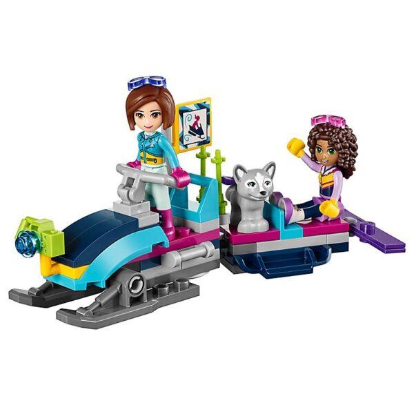 Lego Snow Resort Chalet-2044