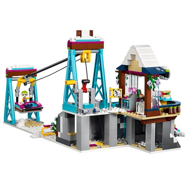 Lego Snow Resort Ski Lift-2049