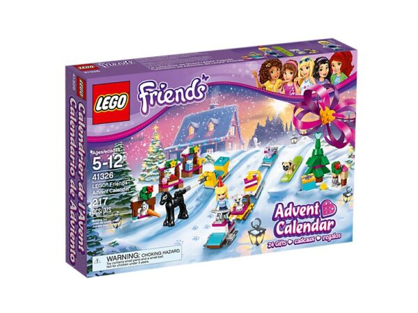 LEGO Friends Advent Calendar-2052