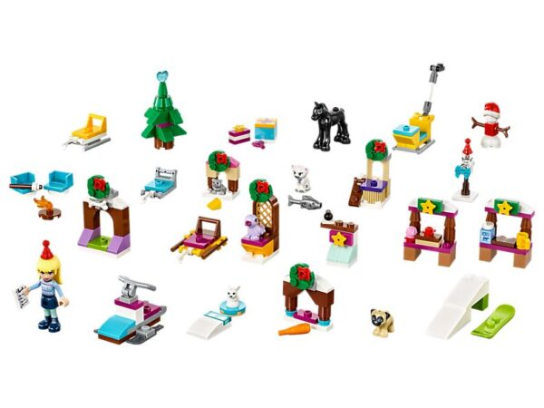 LEGO Friends Advent Calendar-0