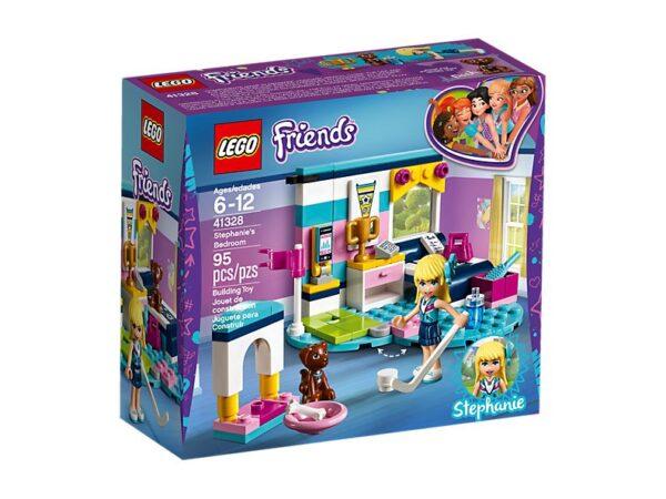 Lego Stephanie's Bedroom