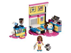 Lego Olivia's Deluxe Bedroom-0