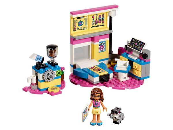 Lego Olivia's Deluxe Bedroom