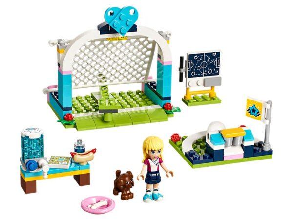 Lego Stephanie's Soccer Practice-0
