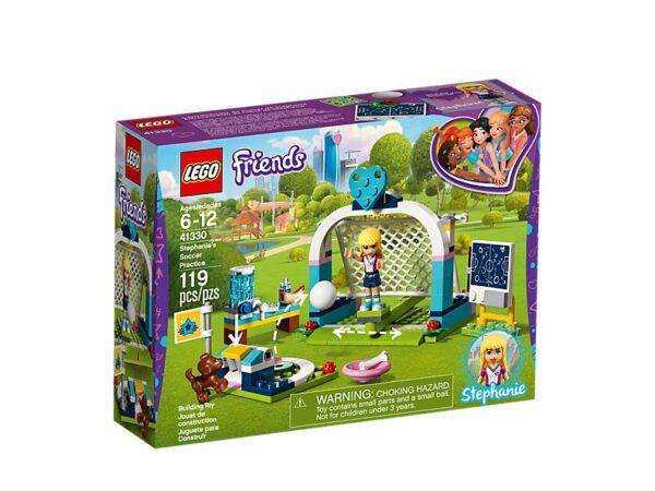 Lego Stephanie's Soccer Practice-2072
