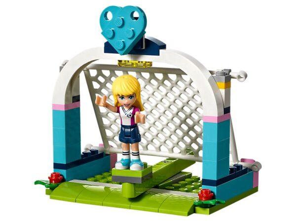 Lego Stephanie's Soccer Practice-2073