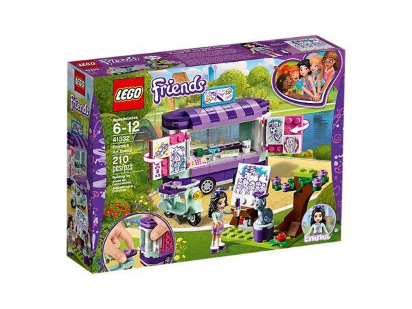 Lego Emma's Art Stand-2079