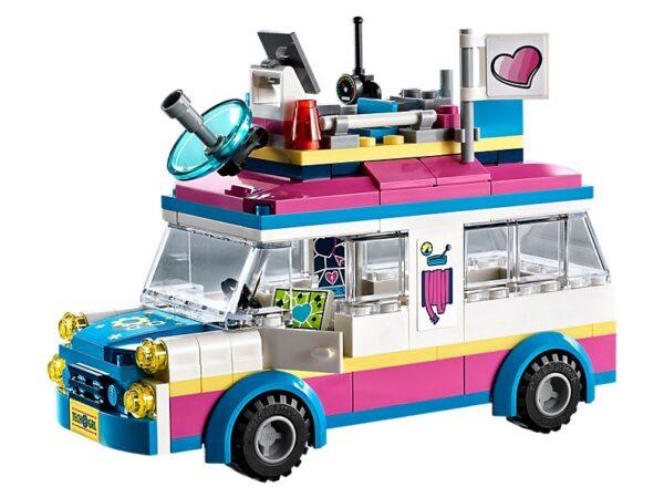 Lego Olivia's Mission Vehicle-2086