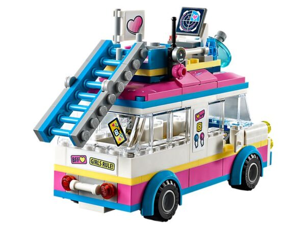 Lego Olivia's Mission Vehicle-2088