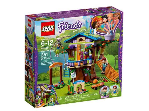 Lego Mia's Tree House-2101