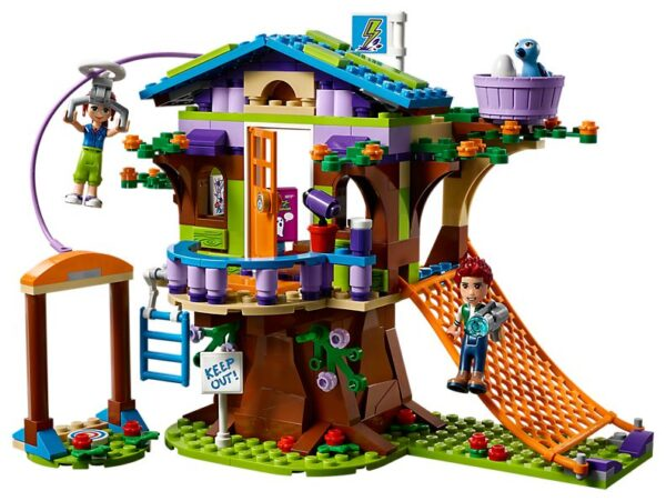 Lego Mia's Tree House-2102