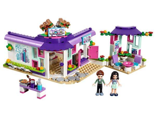Lego Emma's Art Café