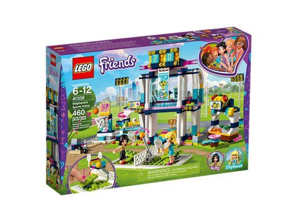 Lego Stephanie's Sports Arena-2115