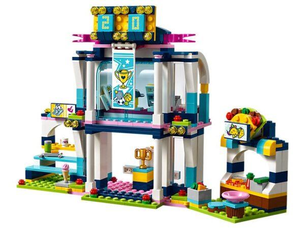 Lego Stephanie's Sports Arena-2116