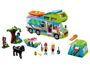 Lego Mia's Camper Van-0