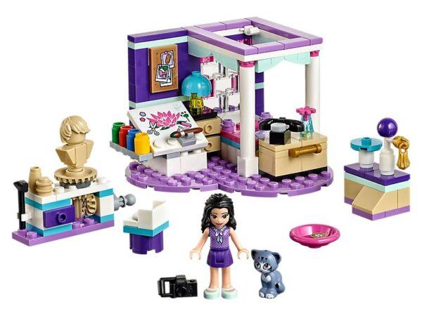 Lego Emma's Deluxe Bedroom-0