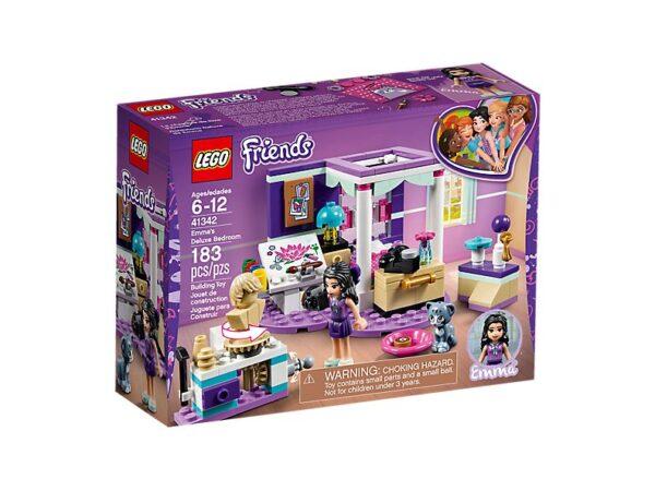 Lego Emma's Deluxe Bedroom-2141