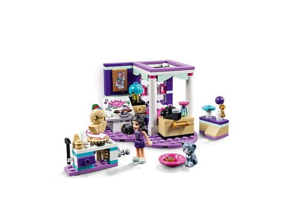 Lego Emma's Deluxe Bedroom-2142