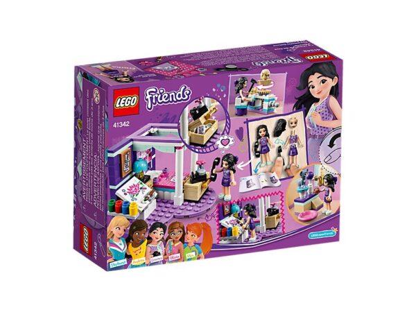 Lego Emma's Deluxe Bedroom-2144