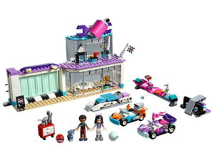 Lego Creative Tuning Shop-0