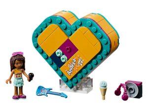 Lego Andrea's Heart Box-0
