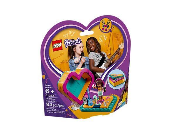 Lego Andrea's Heart Box-2182