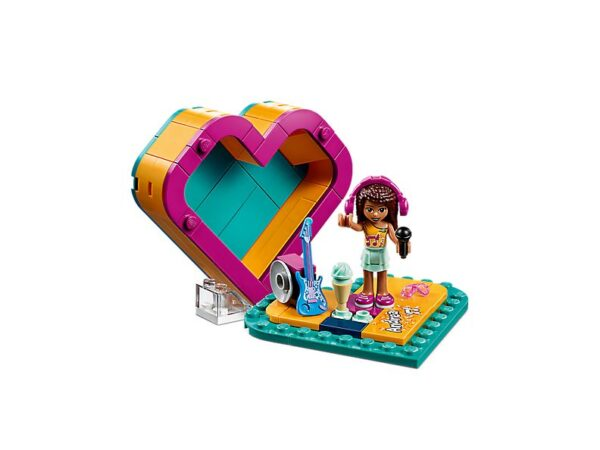 Lego Andrea's Heart Box-2183