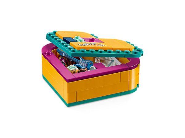 Lego Andrea's Heart Box-2184