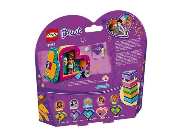 Lego Andrea's Heart Box-2185