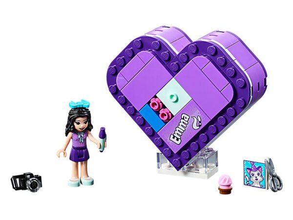 Lego Emma's Heart Box-0