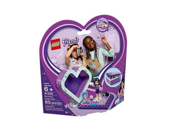 Lego Emma's Heart Box-2187