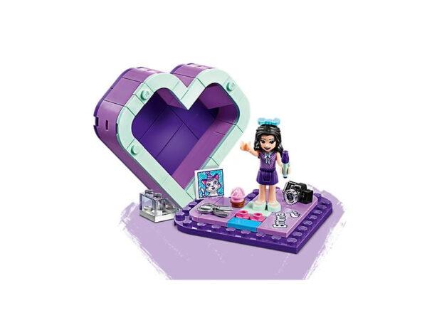 Lego Emma's Heart Box-2188