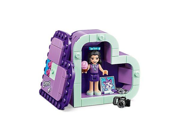 Lego Emma's Heart Box-2189
