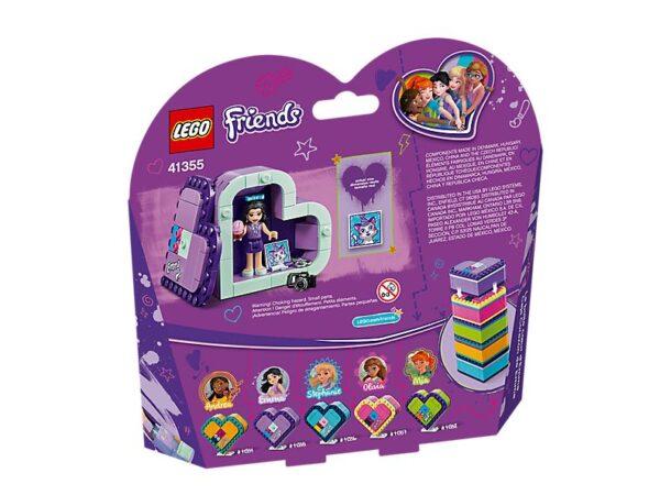 Lego Emma's Heart Box-2190