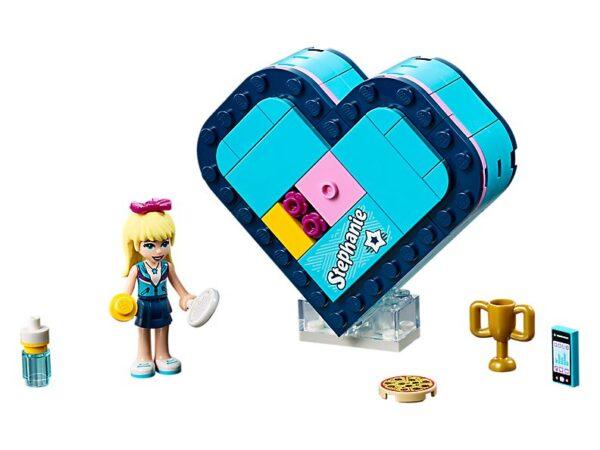 Lego Stephanie's Heart Box