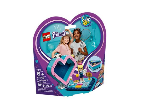 Lego Stephanie's Heart Box-2192