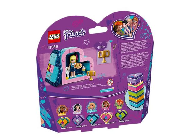 Lego Stephanie's Heart Box-2195