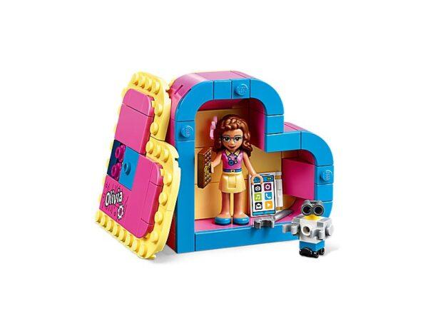 Lego Olivia's Heart Box