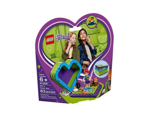 Lego Mia's Heart Box