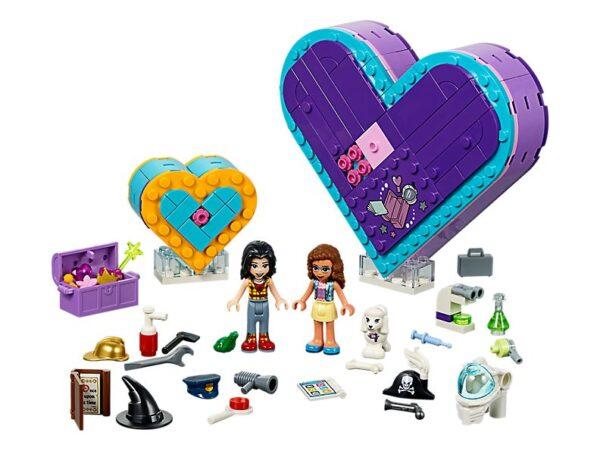 Lego Heart Box Friendship Pack-0