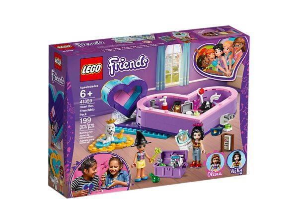 Lego Heart Box Friendship Pack-2207