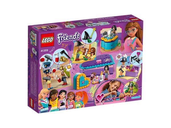 Lego Heart Box Friendship Pack-2210