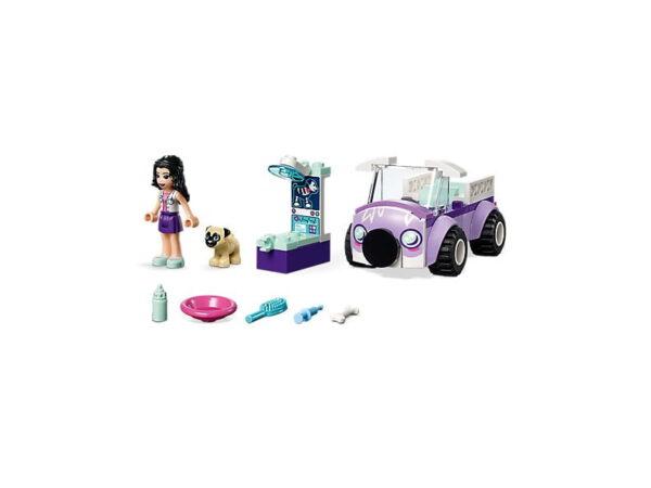 Lego Emma's Mobile Vet Clinic-2213