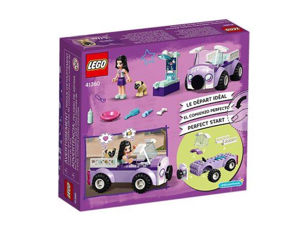 Lego Emma's Mobile Vet Clinic-2214