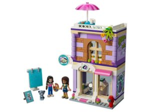 Lego Emma's Art Studio-0