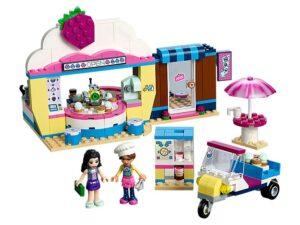 Lego Olivia's Cupcake Café-0